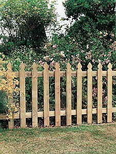 Elite Palisade Fence Panel