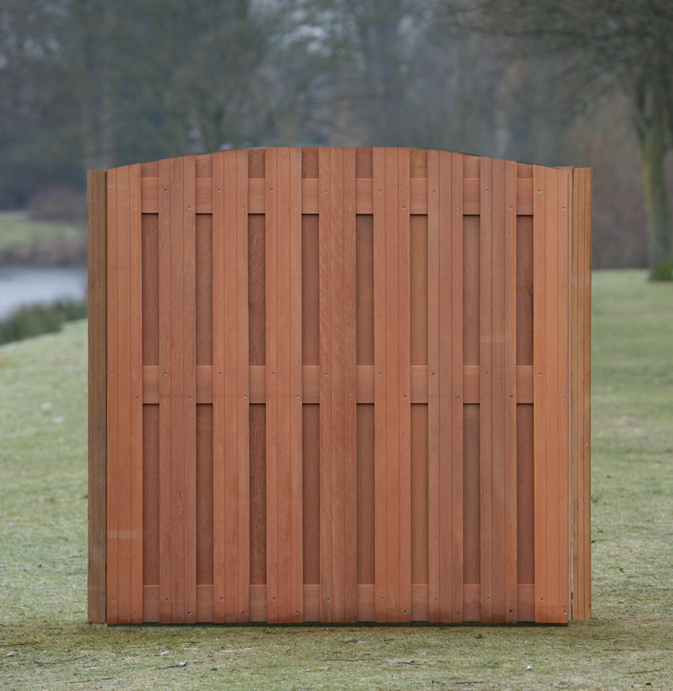 Privacy fence panels casual cottage for Cheap tall privacy fence