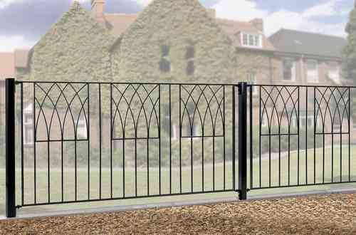 Abbey Metal Fencing