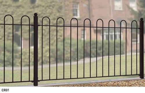 Court Metal Fencing