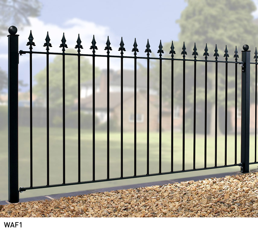Warwick Metal Fencing Buy Discount Spear Top Metal