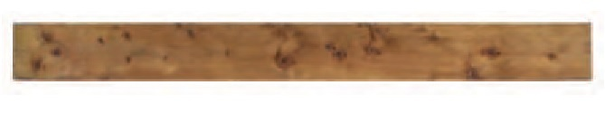 Timber Gravel Boards (1.83m) - Pressure Treated Brown