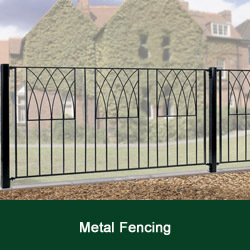 Buy Metal Fence Panels Direct