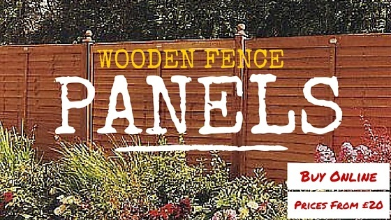 Wooden Fence Panels - Buy Online Today